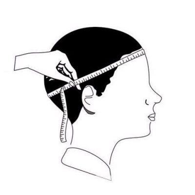 Как правильно измерить размер головы(для шлема)?