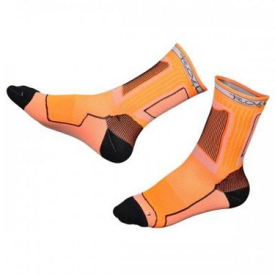Носки для роликов Rollerclub Perfomance (Неоново-Оранжевые)