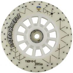 Світящіся колеса для роликів Flying Eagle Lazerwheels Whitefire