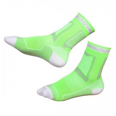 Носки для роликов Rollerclub Perfomance (Неоново-Зеленые)