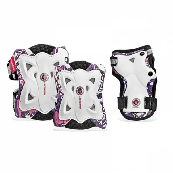 Детская защита Powerslide Kids Pro Butterfly Tri-pack