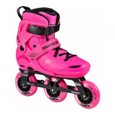 Детские ролики Powerslide Jet pink