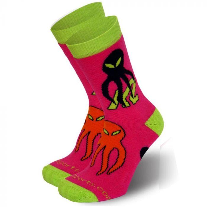 Носки для роликов K2 Skate Junior Pink