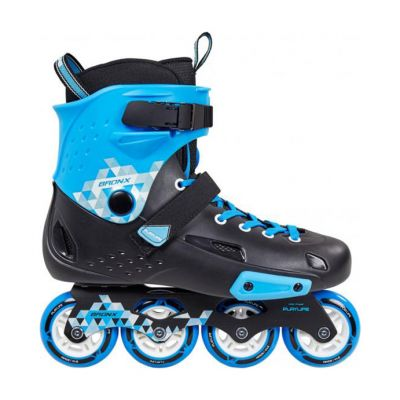 Ролики Powerslide Playlife Bronx 2 black/blue