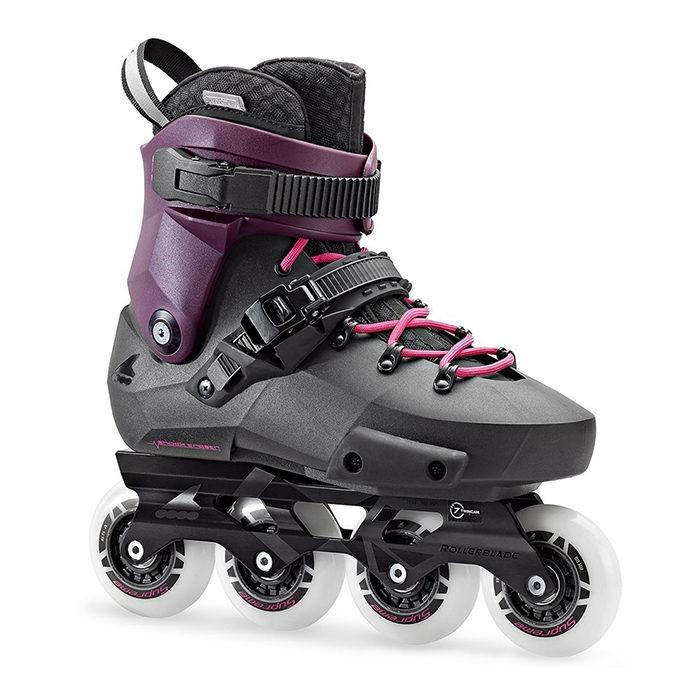 Ролики Rollerblade Twister Edge W black/purple '18