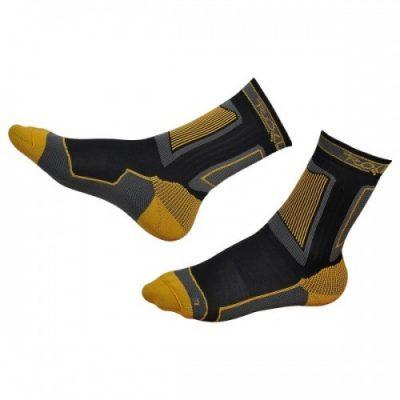 Носки для роликов Rollerclub Perfomance (Черно-Бронзовые)