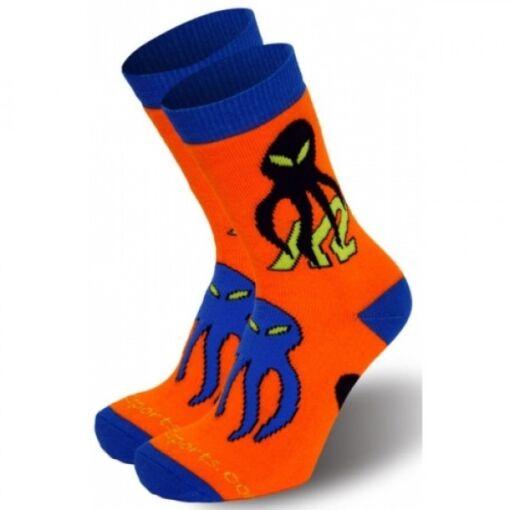 Шкарпетки для роликів K2 Skate Junior Orange