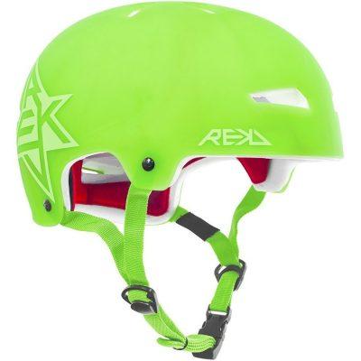 Шлем REKD Elite Icon green