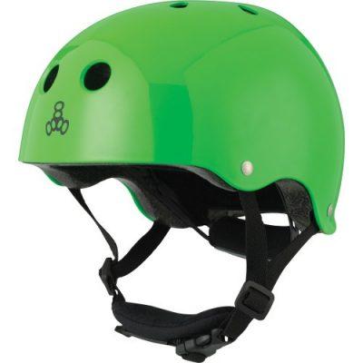 Шлем Triple Eight Lil 8 Helmet Green