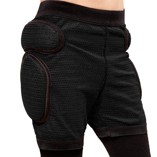 Детские защитные шорты Sport Gear Black