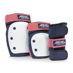 Комплект защиты REKD Heavy Duty blue-pink