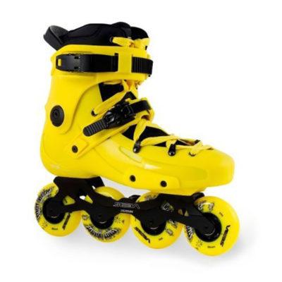 Ролики Seba FR1 yellow '18