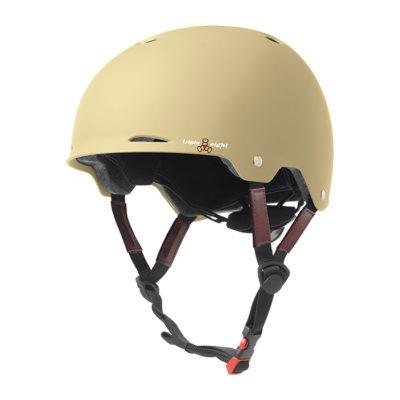 Шлем Triple Eight Gotham Dual Certified Helmet with EPS Liner Cream Matte