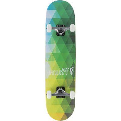 Скейтборд Enuff Geometric green