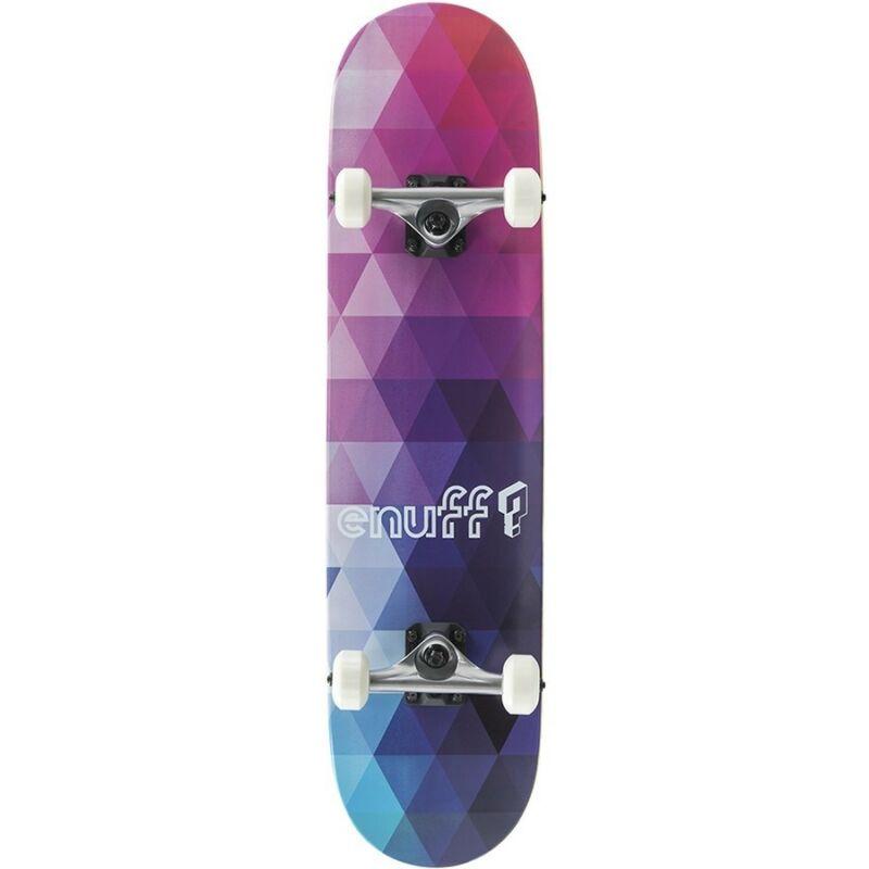 Скейтборд Enuff Geometric purple
