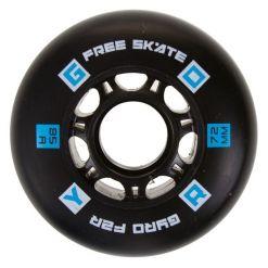 Колеса для роликів Gyro F2R black
