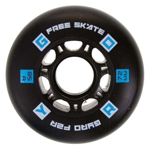 Колеса для роликов Gyro F2R black