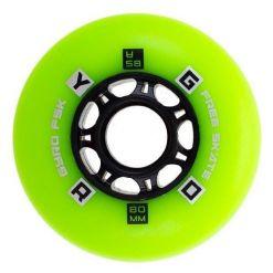Колеса для роликів Gyro F2R green