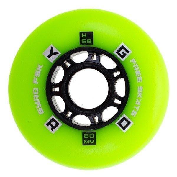 Колеса для роликов Gyro F2R green