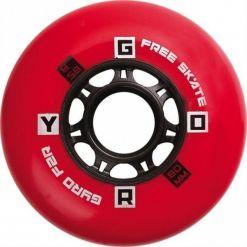 Колеса для роликівGyro F2R red