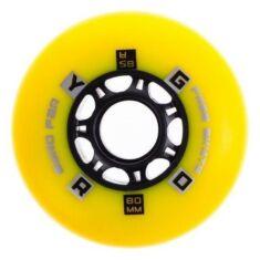 Колеса для роликов Gyro F2R yellow