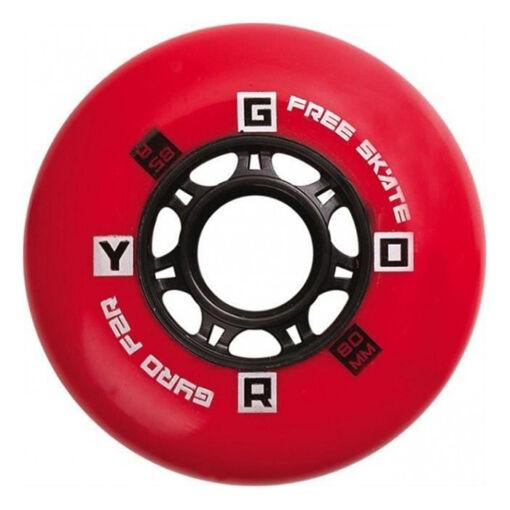Колеса для роликов Gyro F2R red
