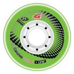 Колеса для роликов Hyper Concrete Limited + Grip Green