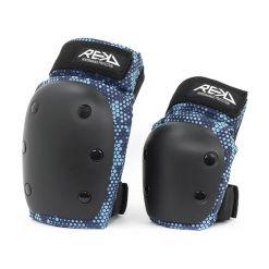 Комплект захисту REKD Heavy Duty Double Jr black-blue