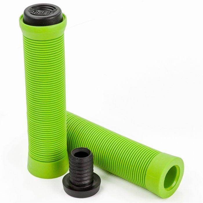 Грипсы Slamm Pro Bar Grips green