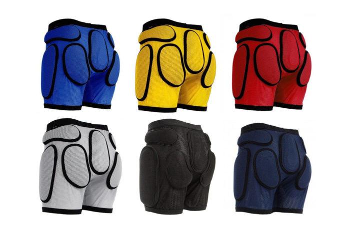 Детские защитные шорты Sport Gear
