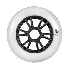 Колеса для роликов UNDERCOVER Team White 110mm/86A (6шт)