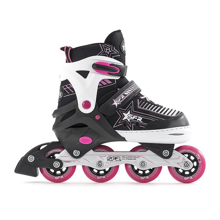 Детские ролики SFR Pulsar pink