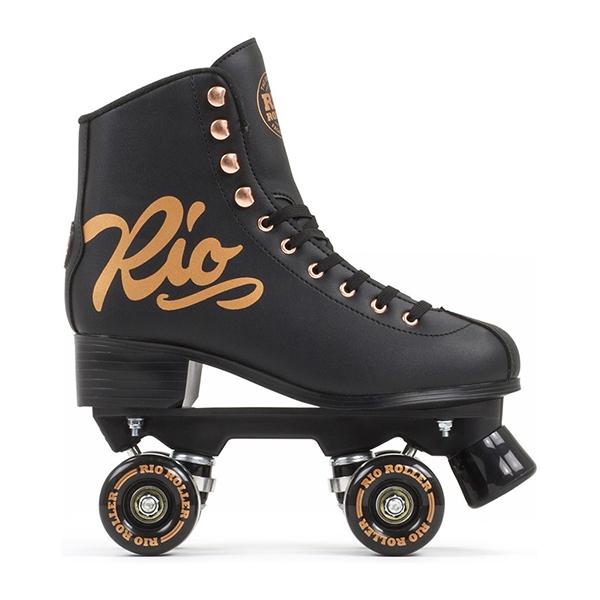 Ролики квады Rio Roller Rose black