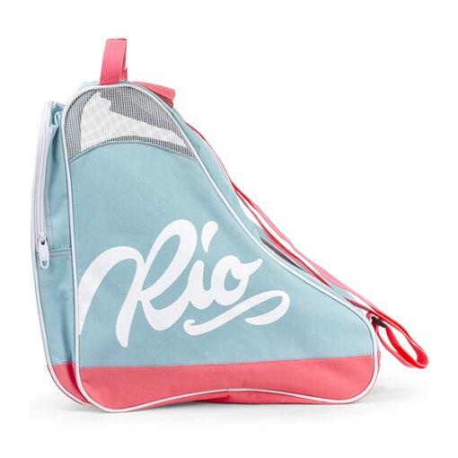 Сумка для роликів Rio Roller Script Skate teal-coral