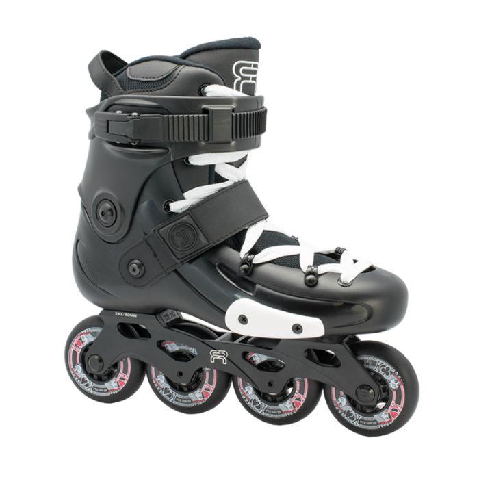 РоликиFR Skates FRX 80 Black 2020