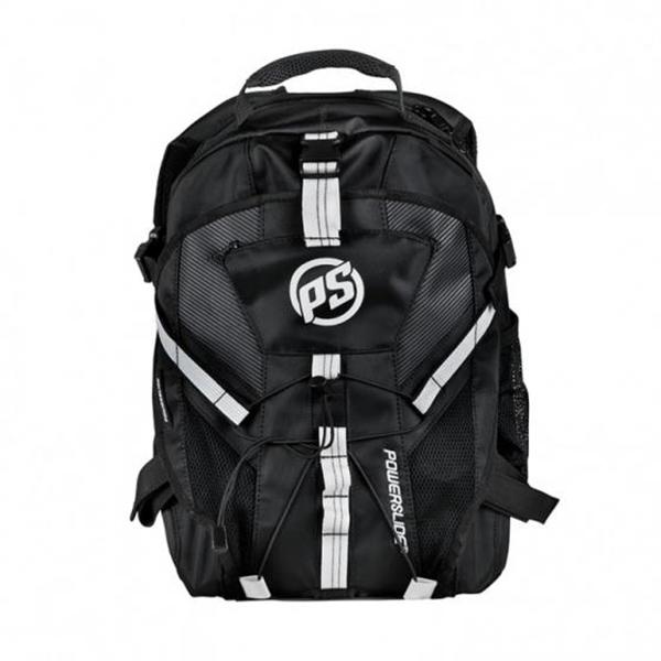 Рюкзак для роликов Powerslide - Fitness Backpack - Black