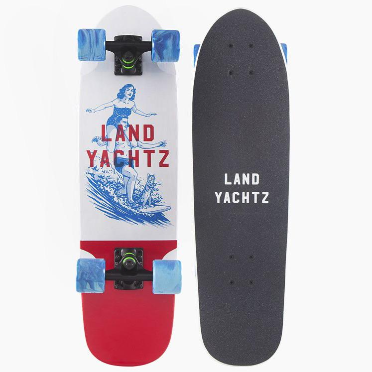 Лонгборд Landyachtz Dinghy Surfer