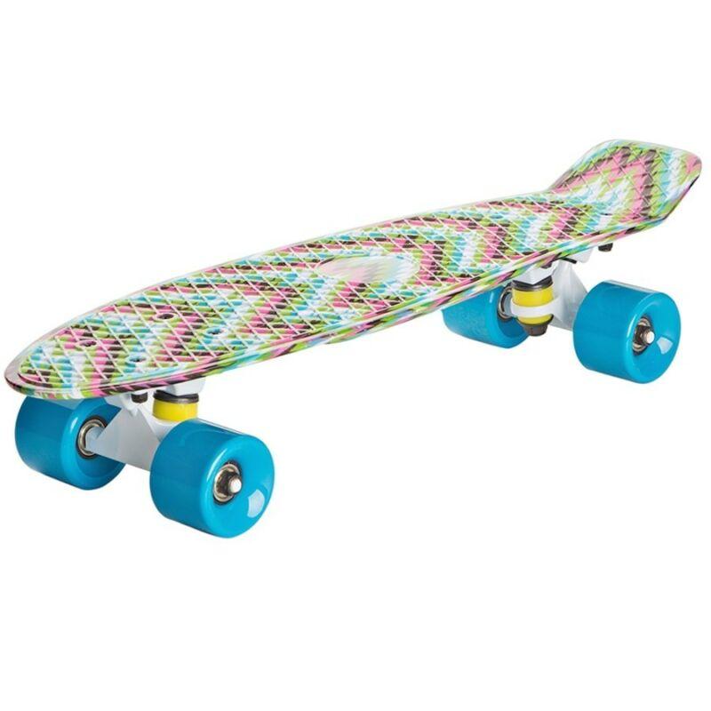 Круизер Candy Boards Candy 22 zigzag-blue
