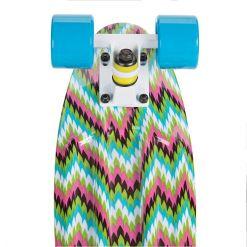 Круізер Candy Boards Candy 22 zigzag-blue