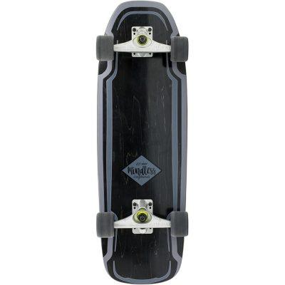 Лонгборд Mindless Surf Skate black