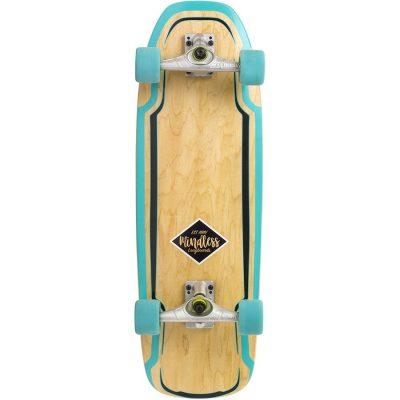 Лонгборд Mindless Surf Skate green