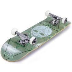 Скейтборд Enuff Geo Skull green