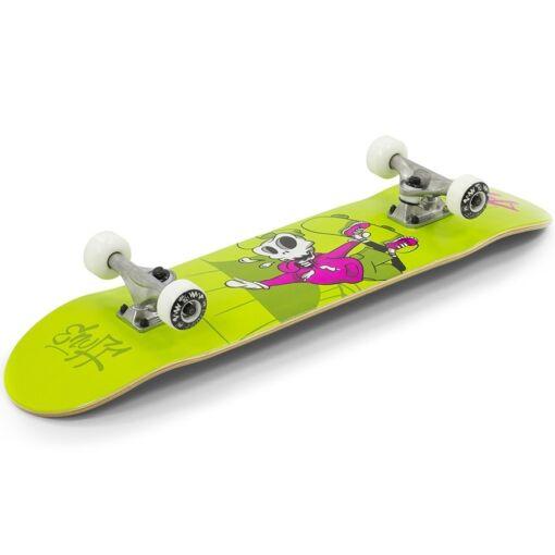Скейтборд Enuff Skully green