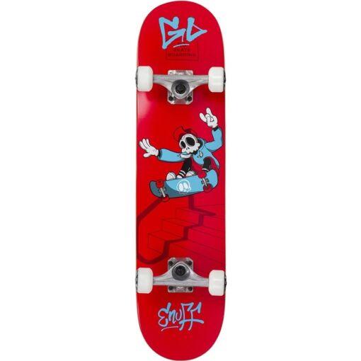 Скейтборд Enuff Skully red