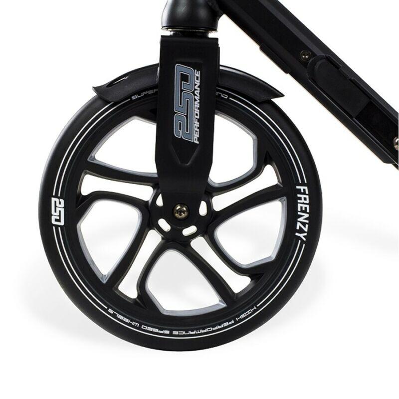 Городской самокат Frenzy 250 mm Recreational black