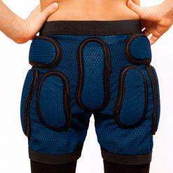 Детские защитные шорты Sport Gear Blue