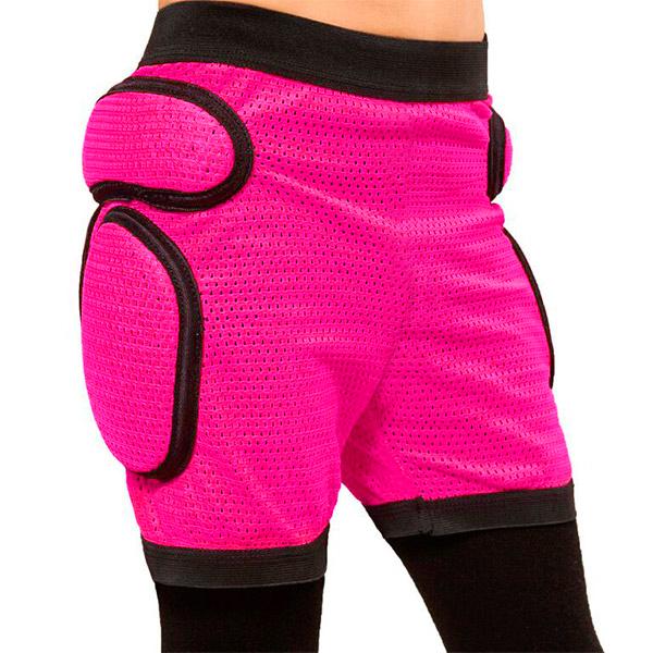 Детские защитные шорты Sport Gear Pink