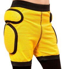 Детские защитные шорты Sport Gear Yellow