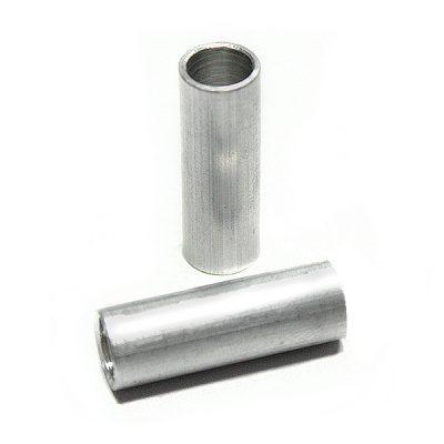 Алюминиевая втулка для светящихся колес 6мм