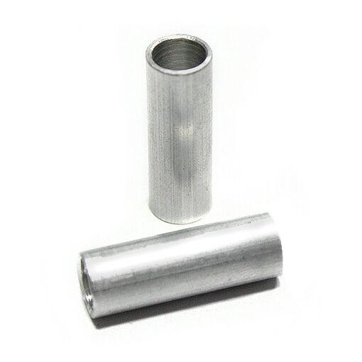 Алюмінієва втулка для коліс що світяться 6мм